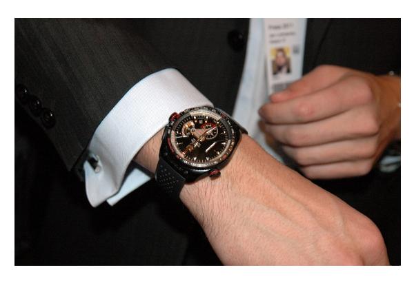 abac01f9db8d Aké hodinky k obleku